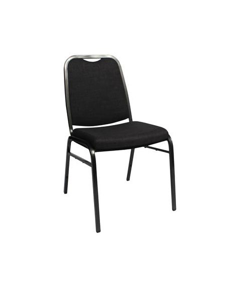 Jess Banquet Chair Black